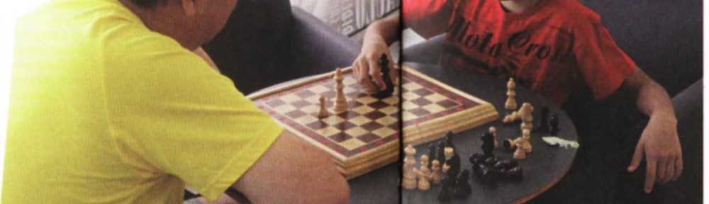 Aprendendo a Aprender: Xadrez